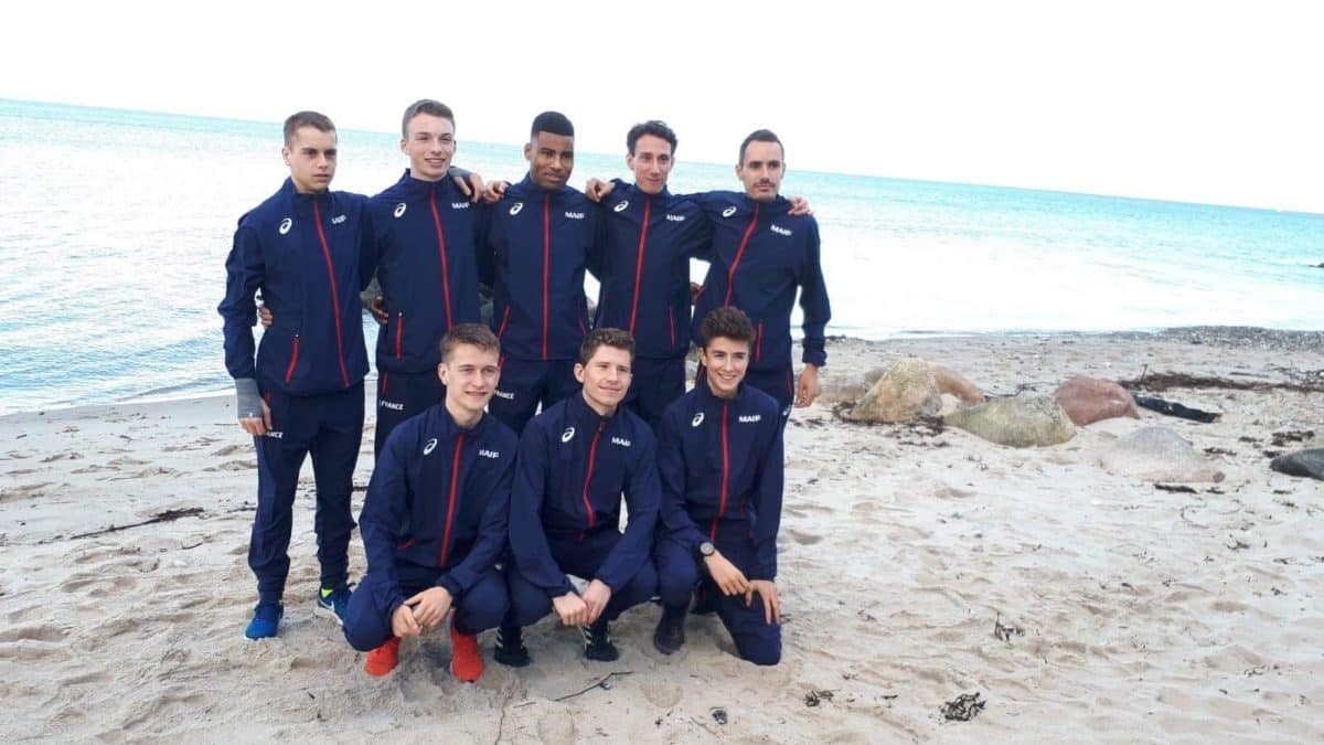 You are currently viewing Romain Mainguy en Equipe de France