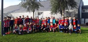 Read more about the article Quadrathlon amical à Ancenis pour les plus jeunes