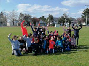 Read more about the article Compétition interne au Pressoir Rouge pour les plus jeunes